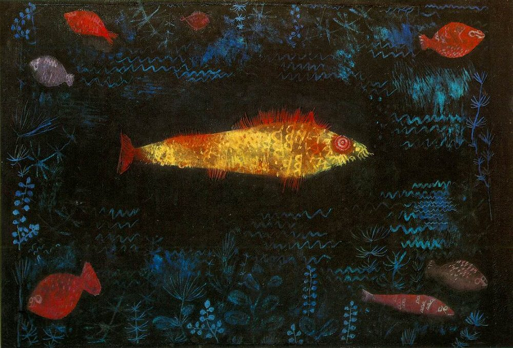 Klee Goldfish
