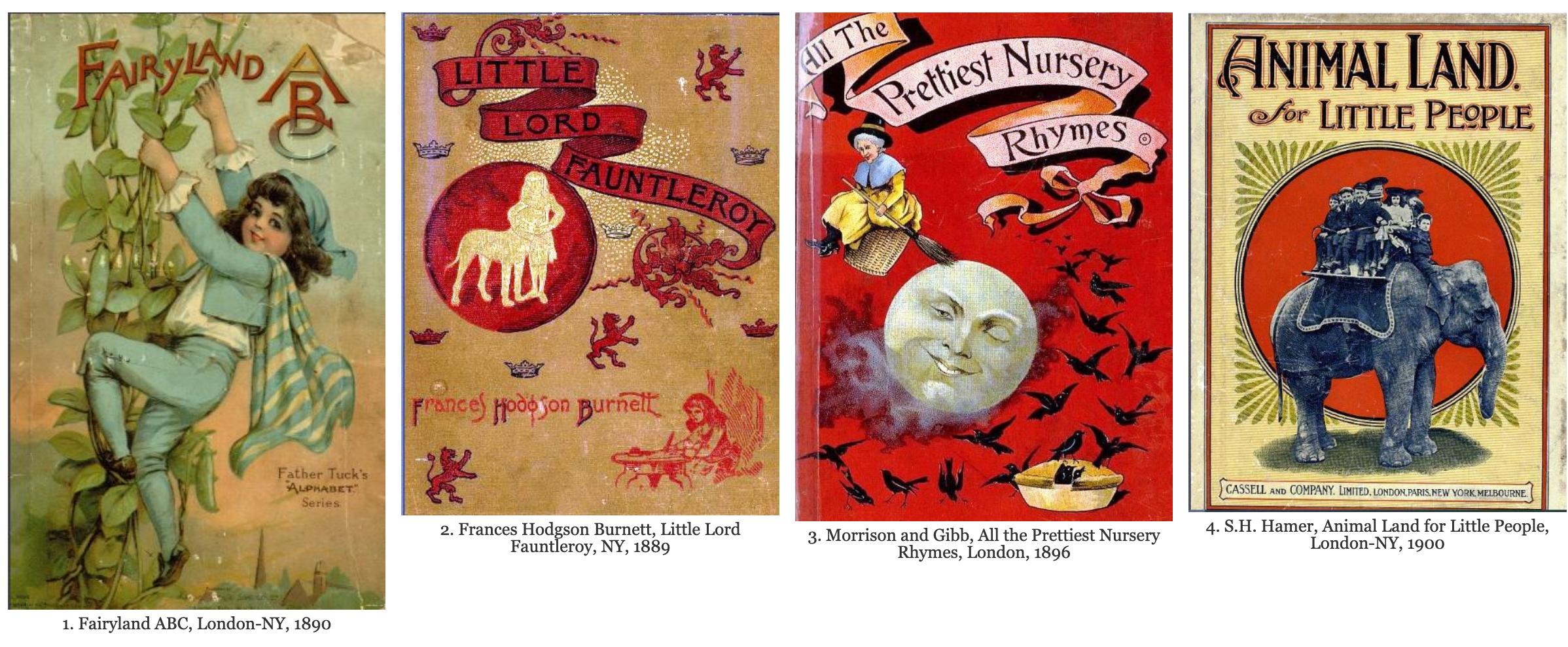 libri vintage infanzia 1