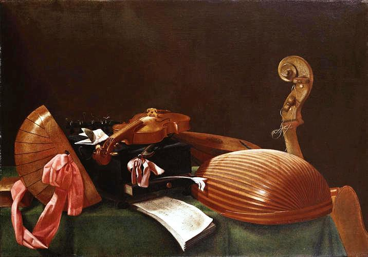 Baschenis Strumenti musicali