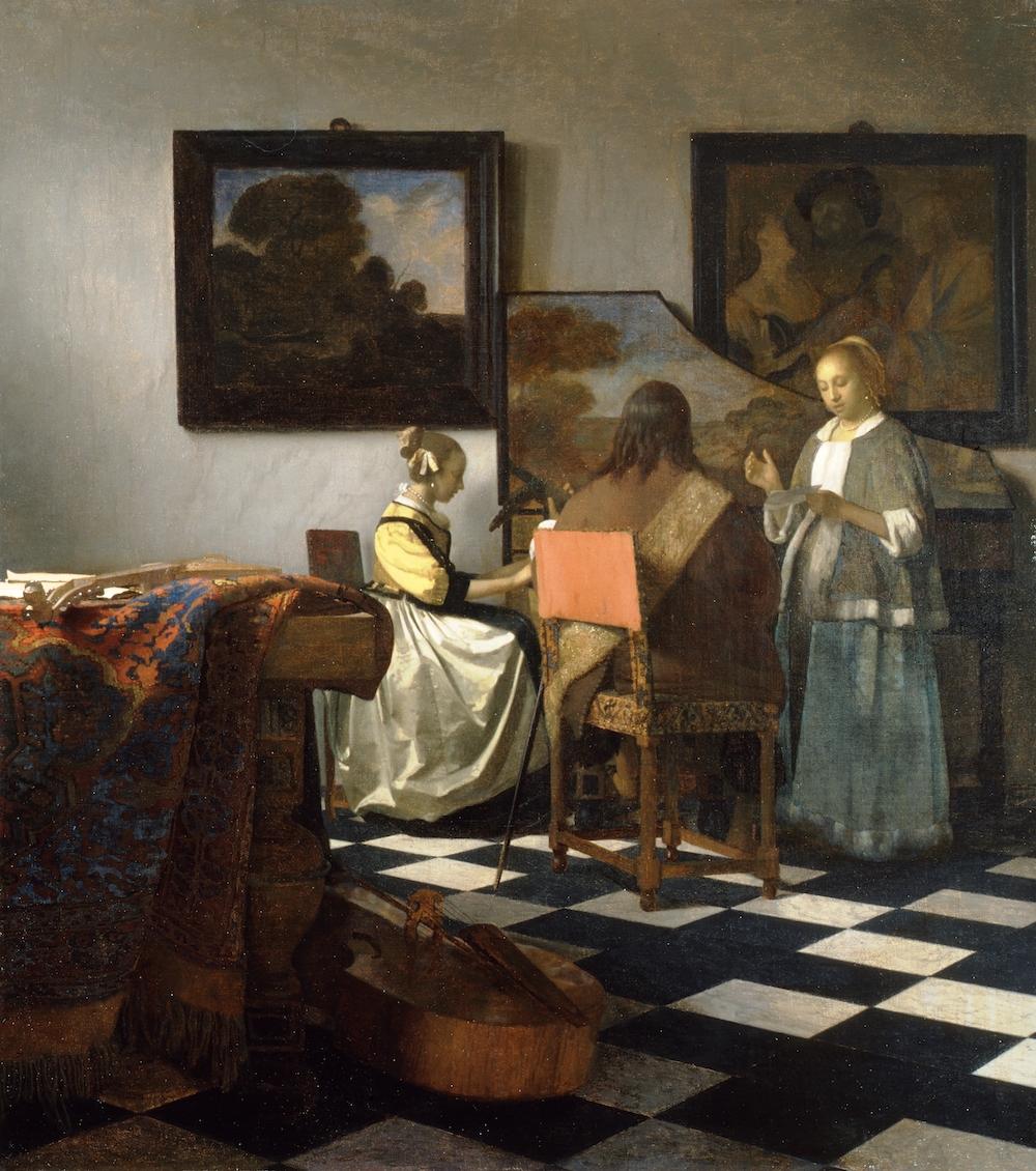 Vermeer concerto