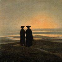 Caspar_David_Friedrich_-_Evening_Landscape_with_Two_Men_small