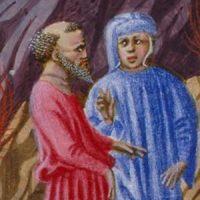 Dante e Virgilio Nona Bolgia_Inferno 28_square