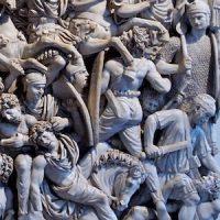I Romani sottomettono i barbar_square