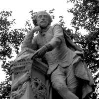 Statua Shakespeare